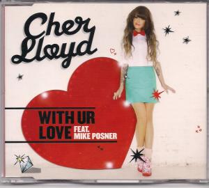 myblogaboutcherlloydcom With Ur Love CD Single Scan (1)
