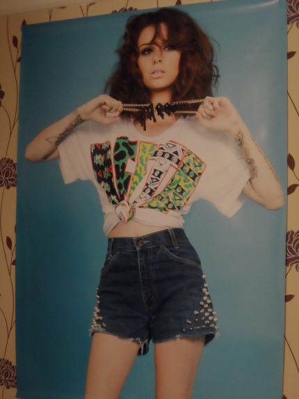 myblogaboutcherlloydcom Want U Back Poster
